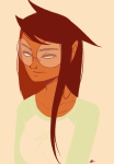 dream_ghost freckles headshot jade_harley limited_palette solo vriscuit rating:Safe score:4 user:Pie