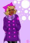 fashion hat roxy's_striped_scarf roxy_lalonde solo turtle-demon winter rating:Safe score:4 user:saigner