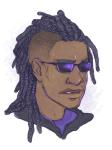 alternate_hair equius_zahhak headshot humanized mulattafury solo rating:Safe score:12 user:PetraCore