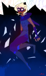 dream_ghost godtier midair rogue roxy_lalonde solo striturd void_aspect rating:Safe score:6 user:saigner