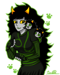 ancestors dancestors diabetes grubs leijons meulin_leijon nepeta_leijon q-dormir the_disciple rating:Safe score:22 user:Pie
