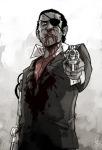 arok318 blood humanized jack_noir no_hat solo spades_slick white_magnum rating:Safe score:12 user:sync