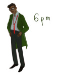 fashion formal greengull jake_english sketch solo suit text rating:Safe score:2 user:saigner