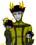 ancestors captors dancestors grubs mituna_captor psionics q-dormir sollux_captor the_psiioniic rating:Safe score:15 user:Pie