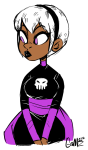 black_squiddle_dress harshwhimsy rose_lalonde solo rating:Safe score:6 user:Pie