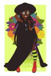 casual fashion flowers freckles hat jade_harley solo vriscuit rating:Safe score:8 user:saigner