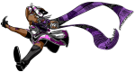 casual fashion hat midair moondeertribe roxy's_striped_scarf roxy_lalonde solo transparent rating:Safe score:5 user:saigner