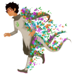 flowers godtier jane_crocker life_aspect maid pillowcake solo transparent rating:Safe score:12 user:Pie