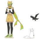 animals casual cats crows davepetasprite^2 fashion humanized sollay-b solo sprite rating:Safe score:5 user:saigner