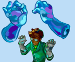 chouettechouette high_angle john_egbert remote_ghost_gauntlets solo wise_guy_slime_suit rating:Safe score:5 user:sync