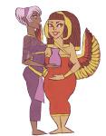abnest aradia_megido barefoot humanized mythologystuck rose_lalonde shipping thorn_whip rating:Safe score:4 user:Edfan32