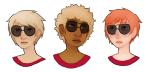 amelie dave_strider freckles headshot multiple_personas solo rating:Safe score:1 user:Jogn_Ehbert
