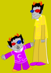 colakidney dreamself multiple_personas sollux_captor solo twinsol rating:Safe score:2 user:Edfan32