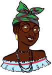 alternate_hair body_modification casetrippy casual fashion headshot jade_harley request solo transparent rating:Safe score:5 user:saigner