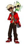 amber dave_strider nintendo pokémon solo rating:Safe score:6 user:Tropylium
