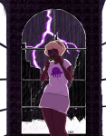 crowry rain rose_lalonde solo starter_outfit w_magnet rating:Safe score:4 user:sync