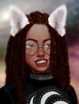 dogtier godtier headshot jade_harley marycitrus solo space_aspect witch rating:Safe score:4 user:marycitrus