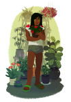 casual flowers hello-cloudy jade_harley solo rating:Safe score:8 user:saigner