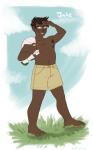 barefoot clouds jake_english mailmummy no_shirt solo rating:Safe score:5 user:Jogn_Ehbert
