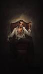blood endrae humanized jack_noir smoking solo spades_slick rating:Safe score:16 user:Nyre