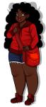 aradia_megido casual chubstuck dosopod fashion humanized silhouette solo time_aspect rating:Safe score:6 user:saigner