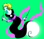 black_squiddle_dress rose_lalonde solo sukka thorns_of_oglogoth  rating:safe score:3 user:sync