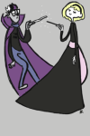 black_squiddle_dress empiricist's_wand eridan_ampora needlewands rose_lalonde source_needed sourcing_attempted