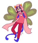 godtier heart_aspect nepeta_leijon non_canon_design rogue shelby solo