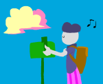 au calamityjane clouds harmonystuck music_note parcel_mistress pm solo