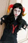 abundanceofvowels aradia_megido cosplay dead_aradia real_life solo