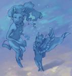 eridan_ampora feferi_peixes underwater zeb-the-bro