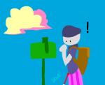 ! au calamityjane clouds harmonystuck parcel_mistress pm solo walking_cane