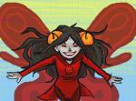 aradia_megido godtier maid pixel retrodynamics solo time_aspect