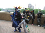 ahab's_crosshairs cosplay eridan_ampora feferi_peixes psidon's_entente queen_bee real_life redrom shipping sollux_captor source_needed sourcing_attempted tavros_nitram terezi_pyrope