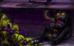 blood computer homes_smell_ya_later karkat_vantas retrodynamics rubber_horn sadstuck sollux_captor troll_lab