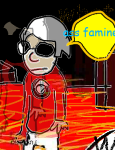 dave_strider fictional01 land_of_heat_and_clockwork red_record_tee solo sweet_bro_and_hella_jeff