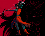 ancestors back_angle debonairbear dragon_staff marquise_spinneret_mindfang neophyte_redglare
