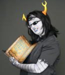 artificial_limb cosplay fat_vriska image_manipulation raynarose real_life solo vriska_serket