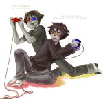 gaming karkat_vantas moriar-tea sollux_captor