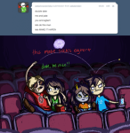 ask con_heir dave_strider food godtier heir jade_harley john_egbert mousyviolence red_record_tee redrom shipping spacetime starter_outfit thief vriska_serket