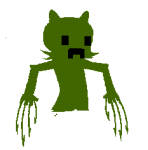 action_claws crossover image_manipulation metaflare minecraft nepeta_leijon solo