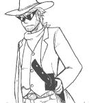 cowboy_hat dirk_strider planetofjunk solo unbreakable_katana western