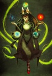 dogtier godtier hanna-cepeda jade_harley planets solo witch