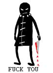 archagent arijandro blood jack_noir knife solo text valentinestuck