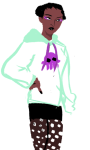 casual crowry fashion rose_lalonde solo