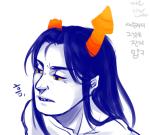 equius_zahhak headshot language:korean no_glasses silvercastle solo