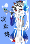chemaomao crossover language:chinese pastiche smoking solo thunderbolt_fantasy