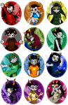 alternians aradia_megido bard blood_aspect blush breath_aspect doom_aspect equius_zahhak eridan_ampora feferi_peixes gamzee_makara godtier heart_aspect heir hope_aspect kanaya_maryam karkat_vantas knight life_aspect light_aspect mage maid mind_aspect nepeta_leijon no_glasses page prince rage_aspect rogue s33r-9f-bl99d seer sollux_captor space_aspect sylph tavros_nitram terezi_pyrope thief time_aspect void_aspect vriska_serket wings_only witch wonk zodiac_symbol