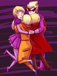cosmickidder dave_strider dirk_strider dreamself godtier hug knight rose_lalonde roxy_lalonde seer strilondes