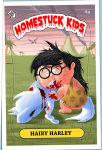 becquerel blood crossover dead dinosaurs garbage_pail_kids gore hotdiggedydemon jade_harley parody pastiche